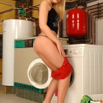 Laundry Girl - 1