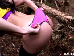1/3 Kendra Lust – Bangbrosclips Bangbros – Big Booty Milf Fucked Outdoors