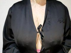 A Titty Reveal In My New Fluro Pink Lingerie Xx Goodnight Xx 54yo F ???