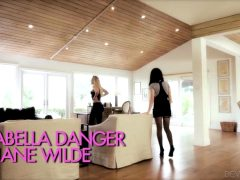 Abella Danger, Jane Wilde – Lesbian Encounters