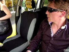 Alexis Crystal – Sex With Casual Girl In The Taxi