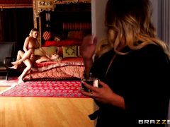 Alexis Monroe, Cali Carter & Jessa Rhodes – Our Horny Lesbian Housemates