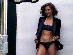 Alison Brie – Women's Health Behind The Scenes