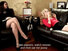 Allie Haze Karla Kush – Private Practice – Girlsway