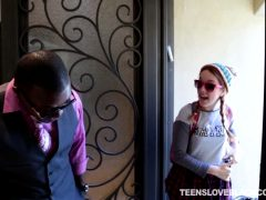 Amarna Miller – Foreign Exchange Fucking
