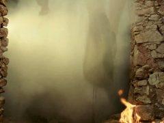 Amy Adams' Walk In Charlie Wilson's War