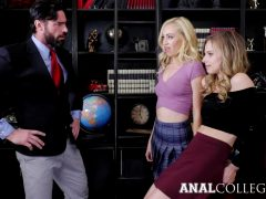 Anal College – Jillian Janson & Lyra Law