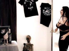 Angela White – Metal Massage 3