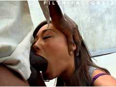 Arial Rose Black Teen Punishment 5 Part One Of Three Eight Images More Hardcore Gifs At The Filth Factory