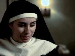 Aycil Yeltan & Jessica Elder- Nude Nuns With Big Guns