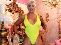 Bikini Try On Hau
