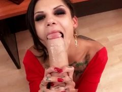 Bonnie Rotten Loves To Drool