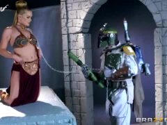 Brazzers Exxtra – Abby Cross – Star Whores: Princess Lay