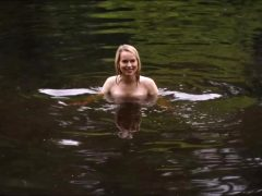"Bridgit Mendler Is Back With Skinny Dipping Plot In ""Father Of The Year"""