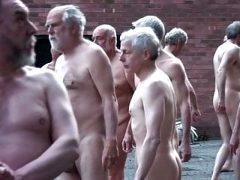 British nudist people in group 2