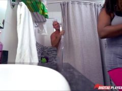 Brittney White – Guy Plows His Step-daughter