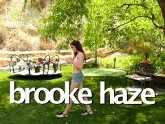 Brooke Haze – Its Okay Shes My Stepsister