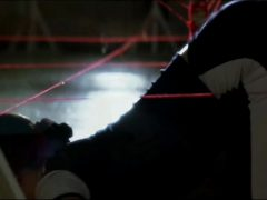 Catherine Zeta Jones, She Dips Beneath Lasers, In Entrapment