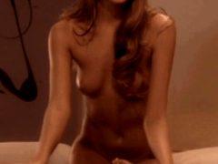 Charming girls sucking dicks set by 'morebjgifs'