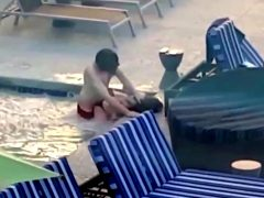 Couple Busted In A Spa Hotel