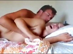 crazy college bitch having a real orgasm with her neighbor
