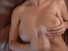 Cum On Miriam's Tits
