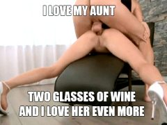 drunk aunts go further