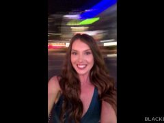 Elena Koshka – Last Night In LA / Blacked RAW