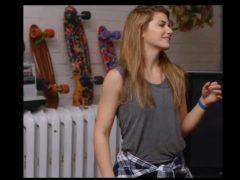 Elise Bauman And Natasha Negovanlis In 'Almost Adults'