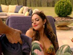 Elizabeth Gillies Bikini Top