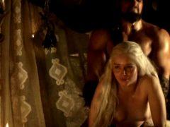 Emilia Clarke In GoT