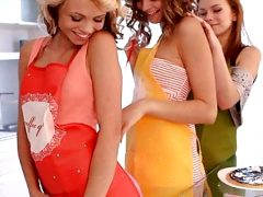 Eve, Ksenija, Patritcy – sweet candies