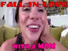 Fall in love with a MOM *caption*
