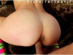 Filth Factory Pussy Fucking NSFW Gif