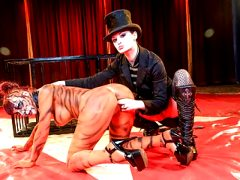 FORBONDAGE – Hot Leah Obscure Gets Dominated By Alissa Noir