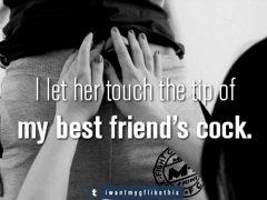 Friends cock is better