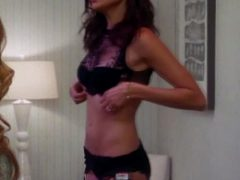Gal Gadot Wearing Lingerie In Keeping Up With The Joneses