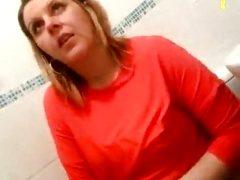 hidden wc spy womans 18