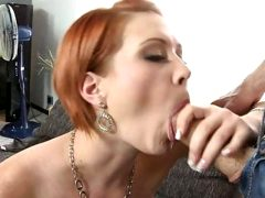 Hungry MILFs suck and fuck fat dicks