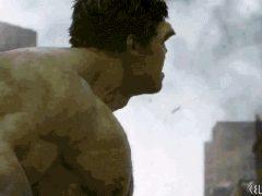 Interracial sex, Hulk style