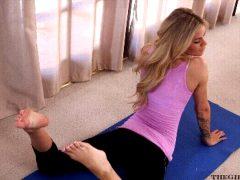 Jessa Rhodes Will Power That Ass In Yoga Pants 3 Ztod