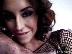 Jules Jordan – Christiana Cinn's Hungry Asshole Is Ready