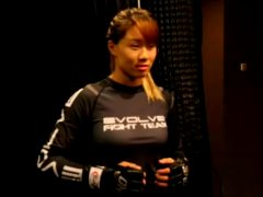 Just Realized Its My Cake Day, Heres Angela Lee OneFC Champion