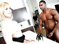 Kate England Interracial Anal Sex – Cuckold Sessions
