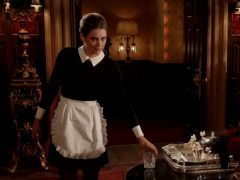 Keeley Hazell Maid Plot In 'The Royals'