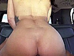 Keisha Grey Hunts For Cock In The Bangbus Part #3