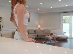 Krissy Lynn & Molly Stewart – Help Me Stretch
