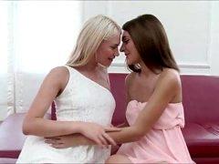 Lesbian Teen Licking Each Other Their Wet Holes