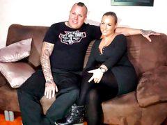 LETSDOEIT – Anniversary HomeMovie Sextape with German Couple