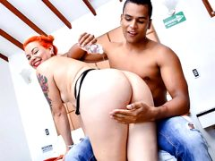 LETSDOEIT – Big Ass Latina Amateur Banged By Hard BBC